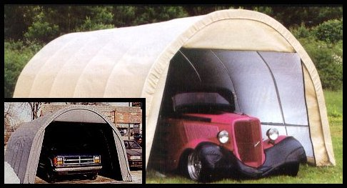 Instant Garages Garage Kits Temporary Garages Portable